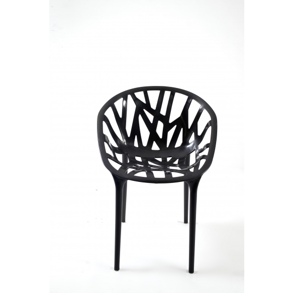 design chair,stackable,black