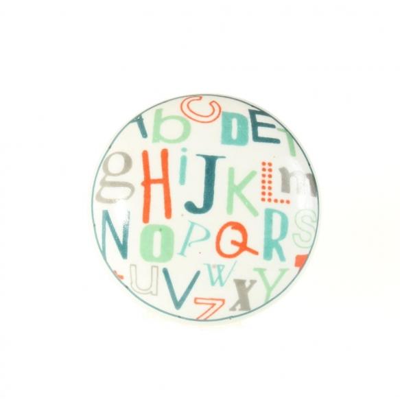knob Letters