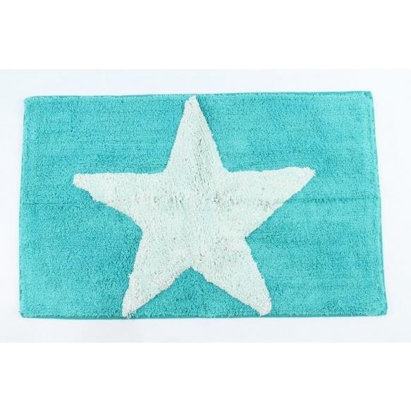 vannitoamatt Star, helesinine