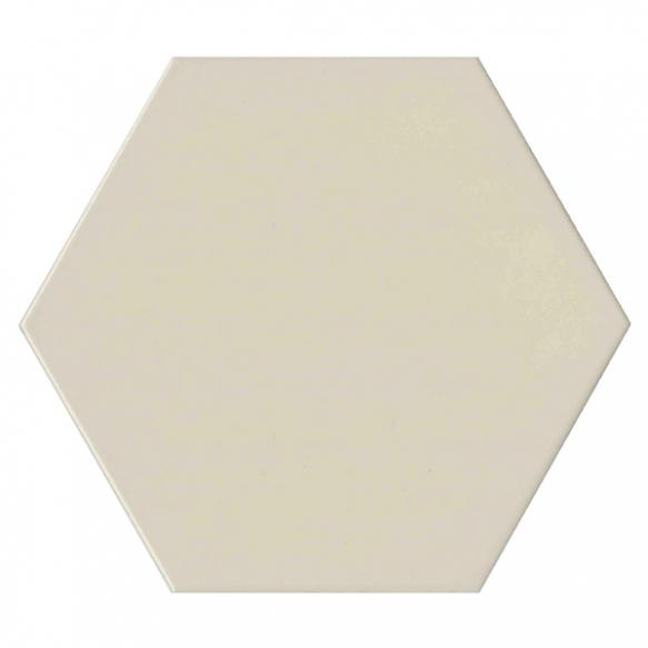 Hexagon Bone, glasuuritud täismassplaat (imab vähe vett, sobib avalikesse ruumidesse,lihtne hooldada)