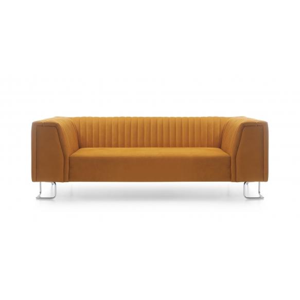 "3 seat sofa, fabric ""4"""