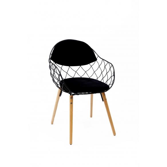 design chair, black