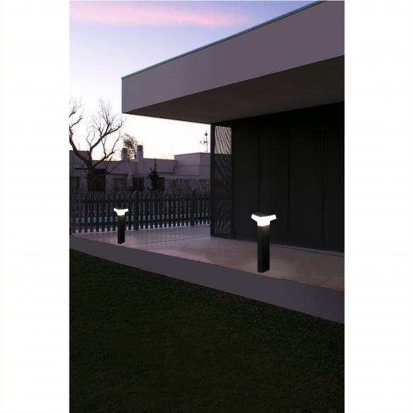 TAO  dark grey beacon lamp h 64 cm ,1 x E27 20W (ei ole komplektis)