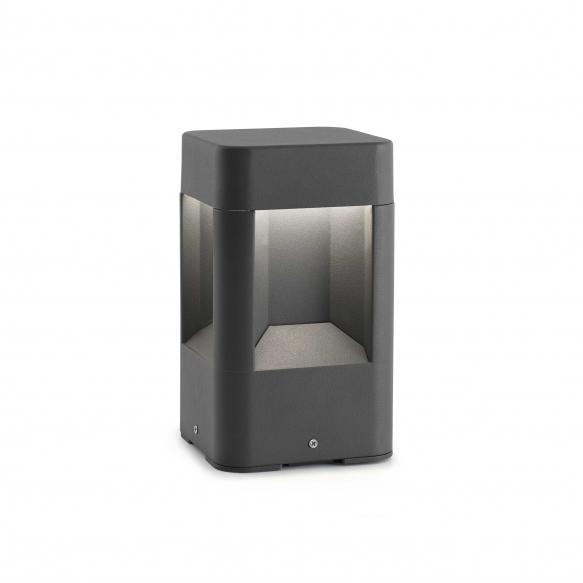 NAVA LED dark grey beacon lamp h 20 cm ,6 w LED included