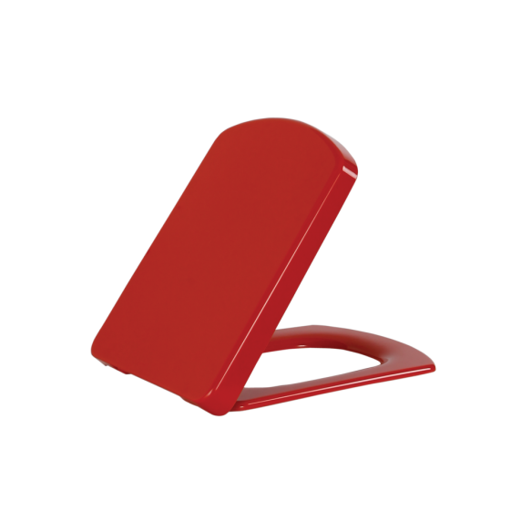 aeglaselt sulguv iste Lara, punane