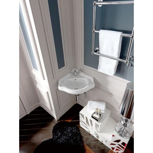 RETRO corner washbasin