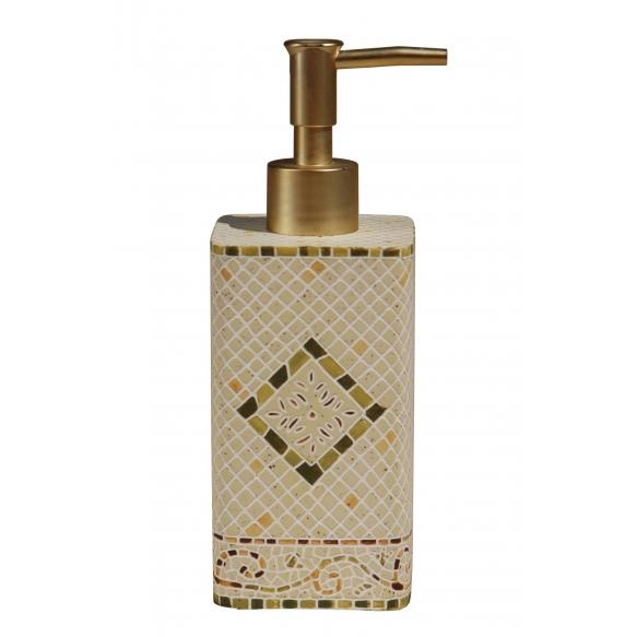 liquid soap dish LIVORNO GREEN