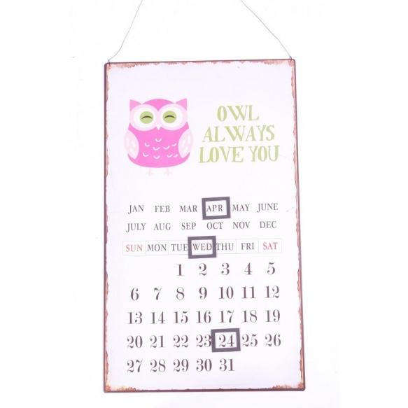 kalender Owl