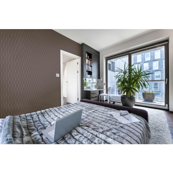 wallcovering Neo Nouveau Stripe, width 90 cm