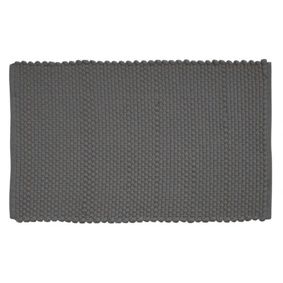 bath mat Cotton Corda, antrachite