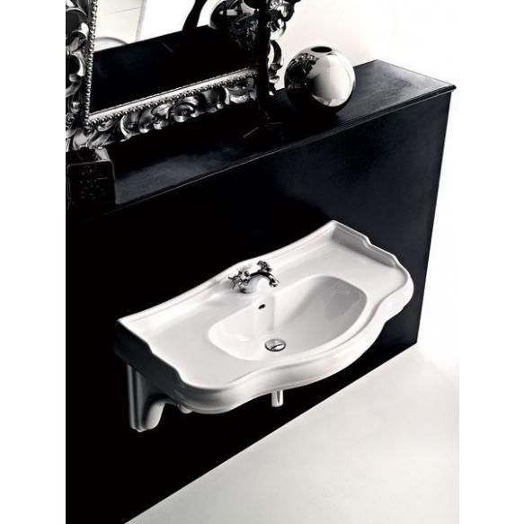 RETRO ceramic washbasin 100x54,5cm