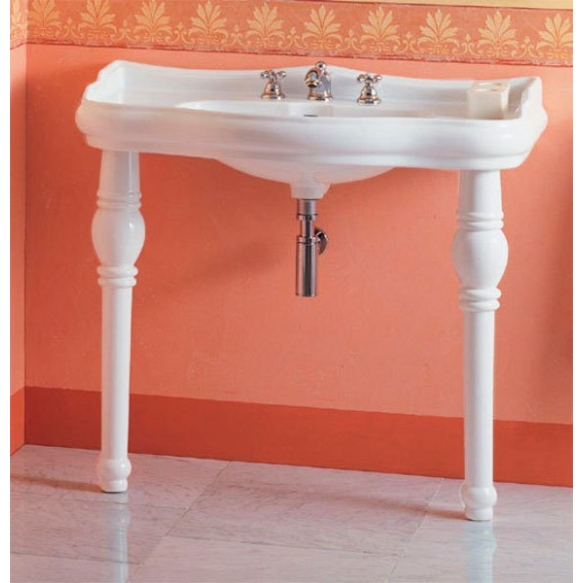RETRO ceramic washbasin 100x54,5cm