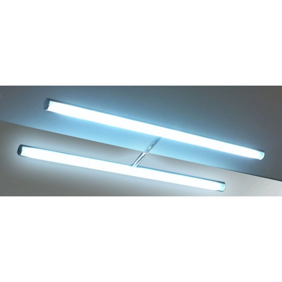 IRENE LED valgusti 6W, 286x100x25mm, kroom