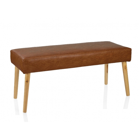 BENCH LEATHER EFFECT