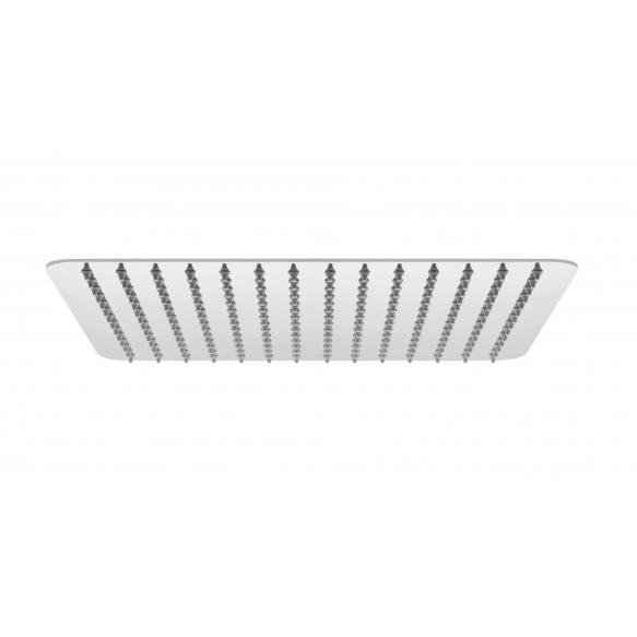 stainless steel top shower Creavit, 30x30 cm