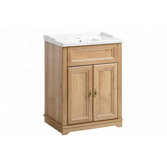 cabinet under washbasin Palace Riviera 60 cm, basin not included