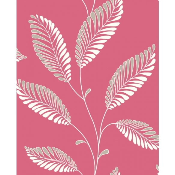 Accents Leaf Pink