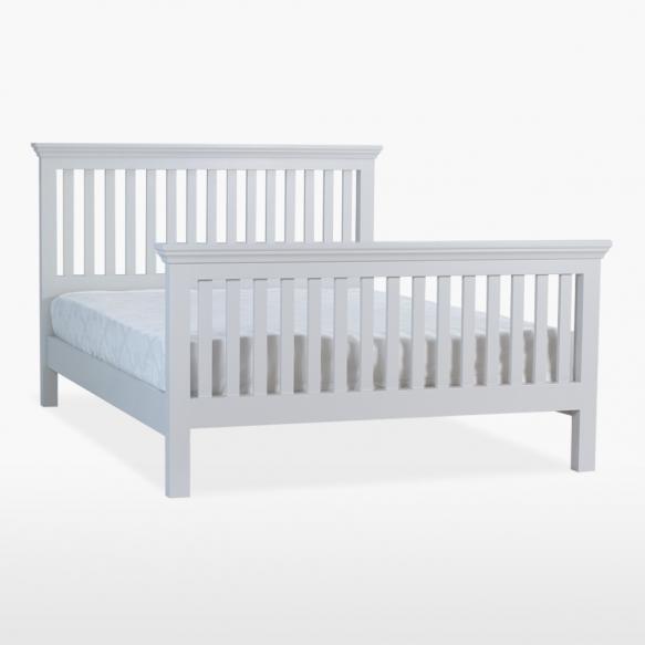 kõrge raamiga voodi (160x200)