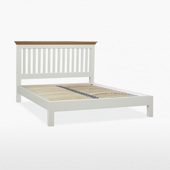 Super king size slat bed (180x200)