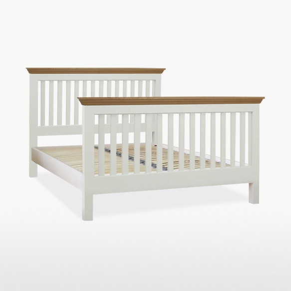 Super king size slat bed (180x200)