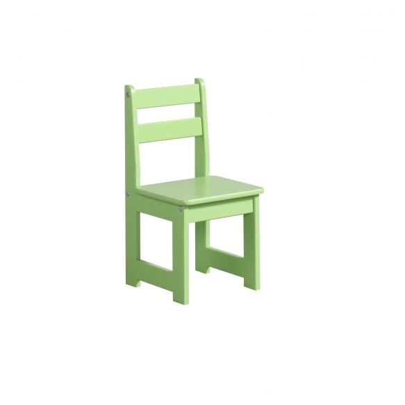 """chair """"Baby"""", green"""