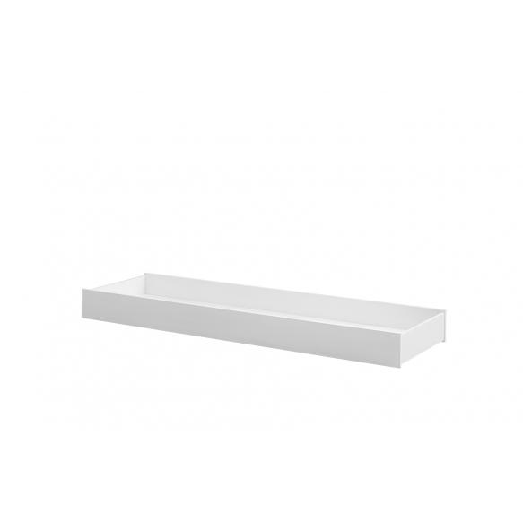 Bed drawer 160x70, white