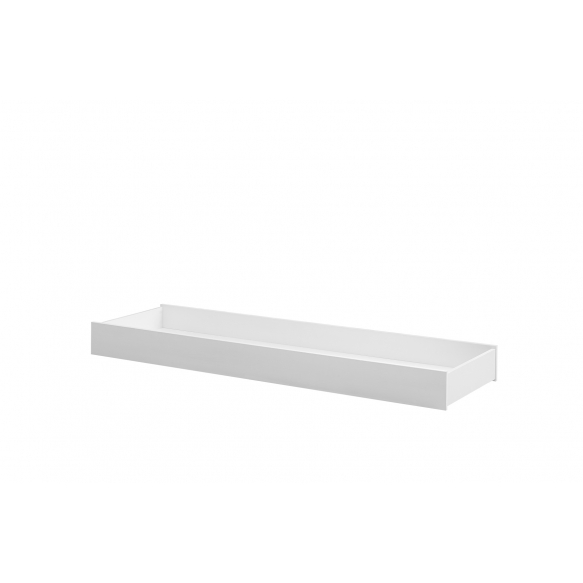 Bed drawer 200x90, white