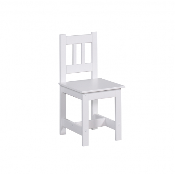 "chair ""Junior"", white"