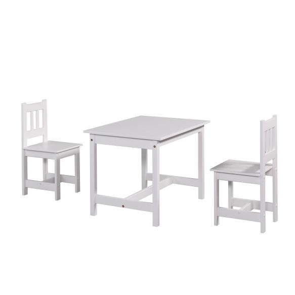 """table """"Junior"""", white"""