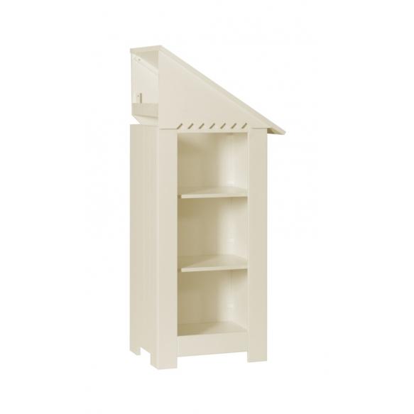 Marseilles - small bookcase, beige