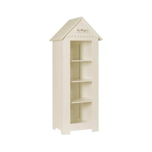 Marseilles - medium bookcase, beige