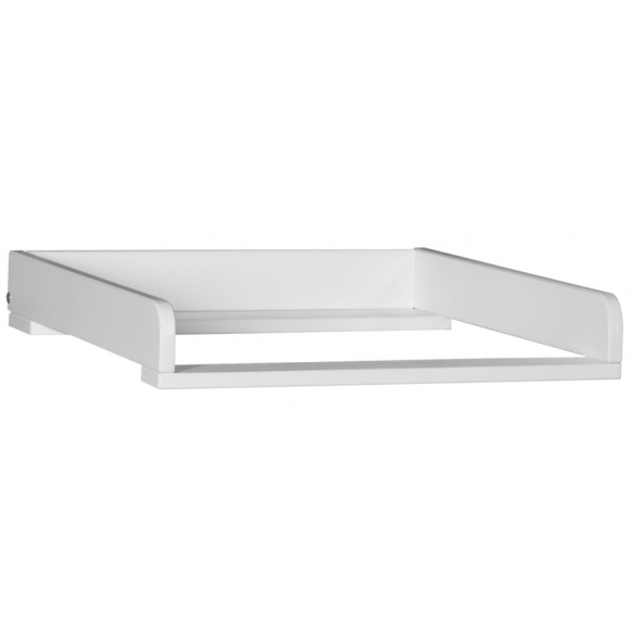 Marseilles - removable changing unit, white