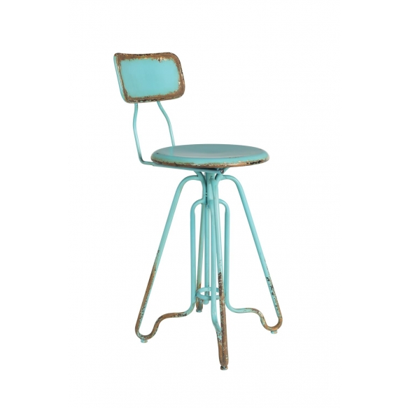 Counter Stool Ovid Ocean