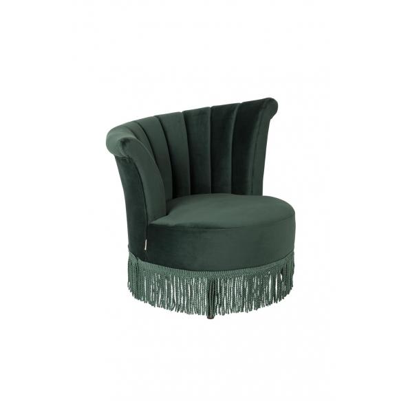 Lounge Chair Flair Dark Green