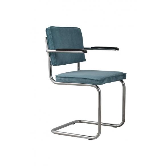 käetugedega tool Ridge Rib, sinine 12A
