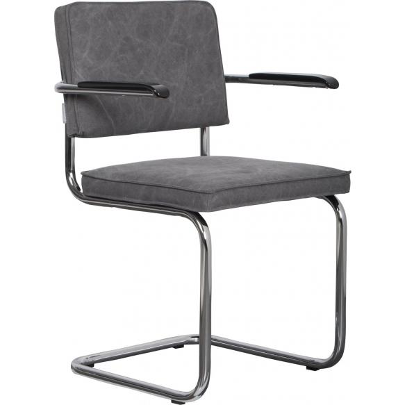 käetugedega tool Ridge Vintage, hall