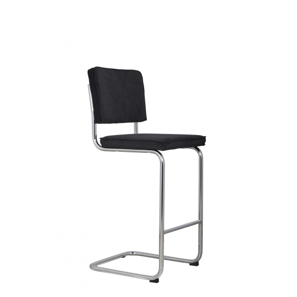 Barstool Ridge Rib Black 7A