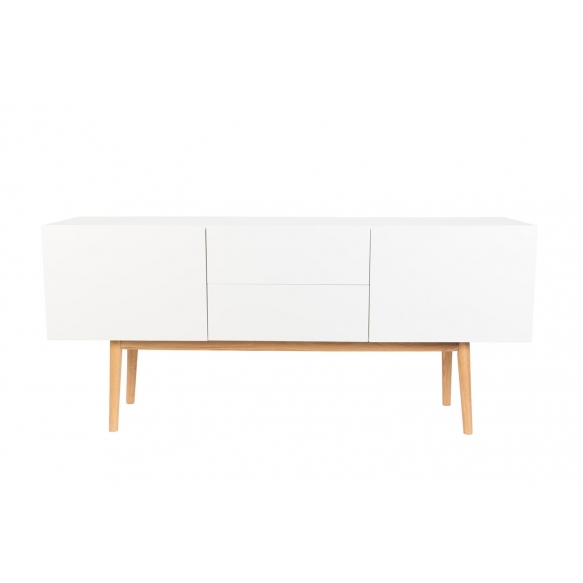 Cabinet High On Wood 2Dr 2Do (1 Ctn)