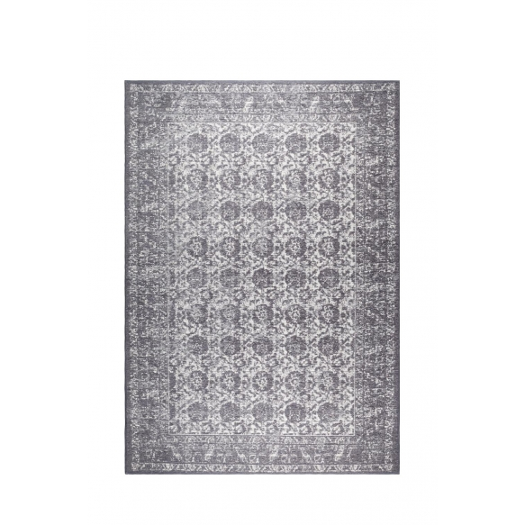 Carpet Malva 170X240  Dark Grey