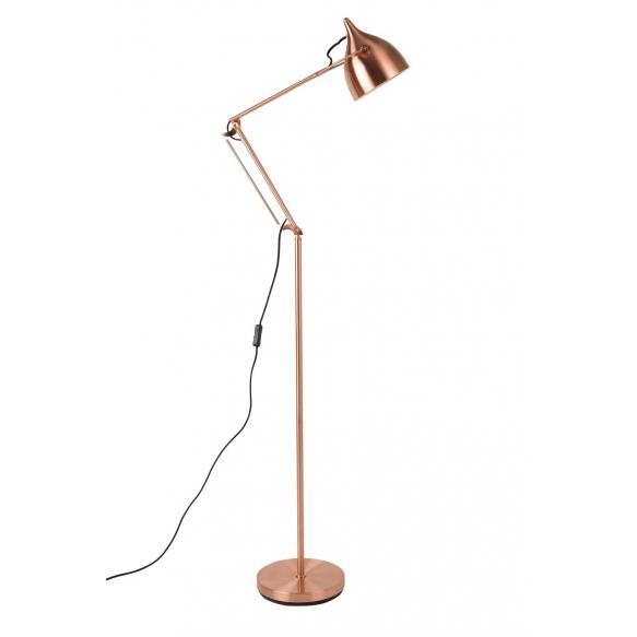 Floor Lamp Reader Copper