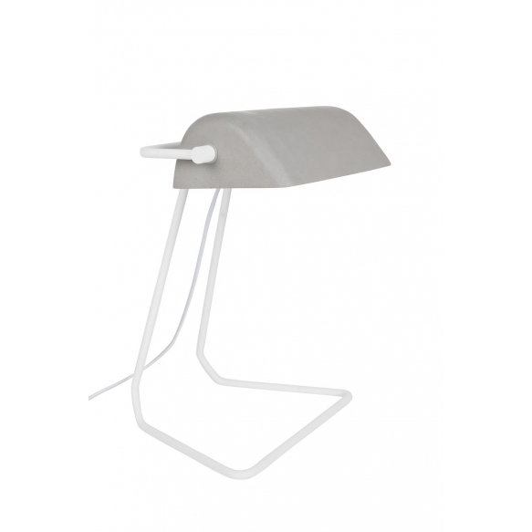 Desk Lamp Broker Concrete