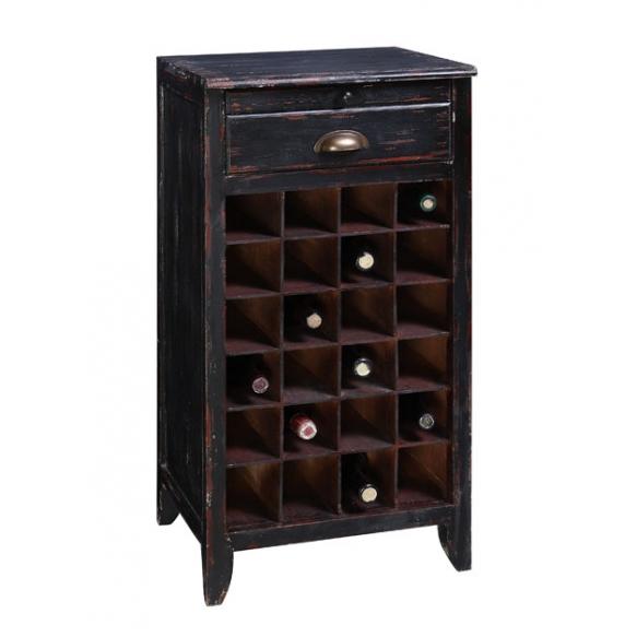 40x37x80 cm puidust veiniriiul 2 sahtliga