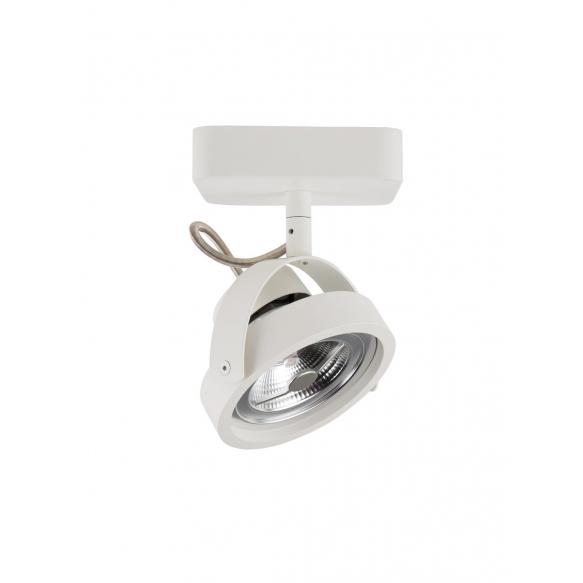 kohtvalgusti Dice-1 LED, valge