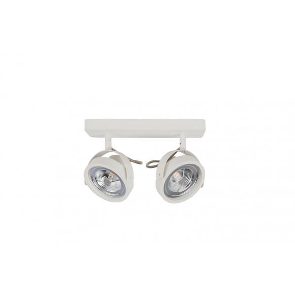 kohtvalgusti Dice-2 LED, valge