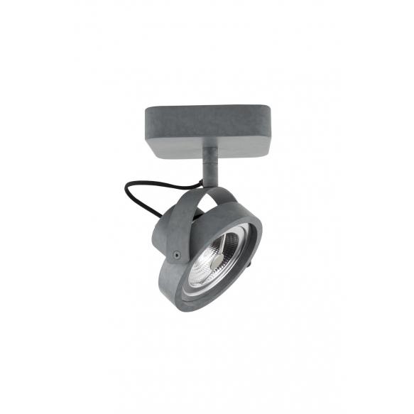 kohtvalgusti Dice-1 LED, tsingitud