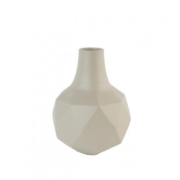 Vase Bloom Sand