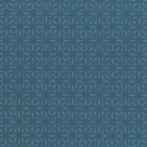 Decadence Mini Moroccan Geometric Blue