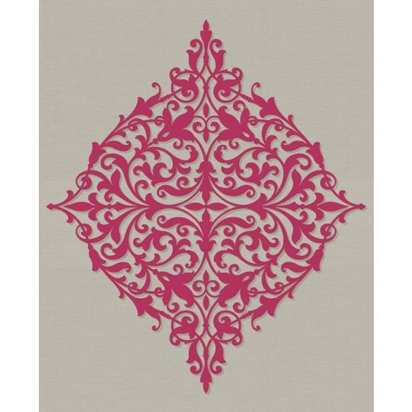 Decadence Classical Motif Pink