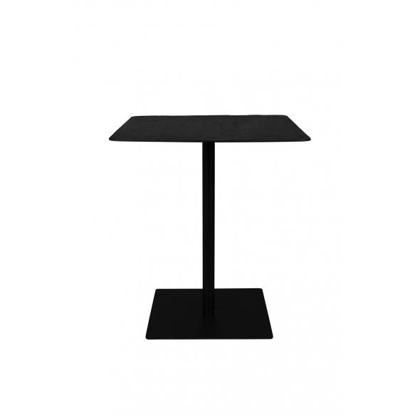 Counter Table Braza Square Black