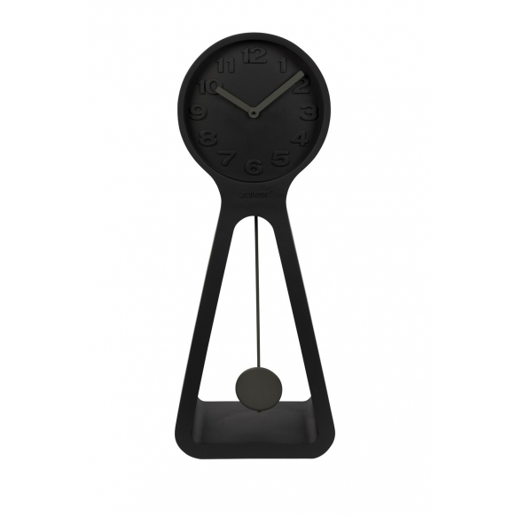 Clock Humongous Black
